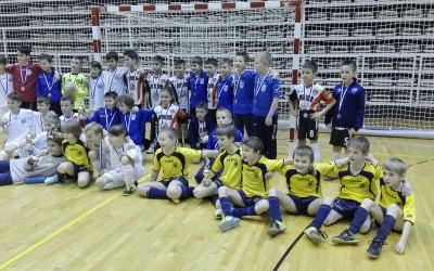 Mladi nogometaši NK ŽIRI odlični na mednarodnem nogometnem turnirju