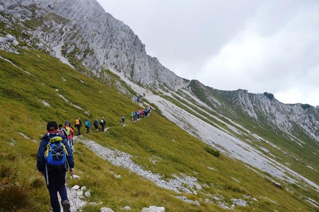 Planinska šola v naravi na planini Razor