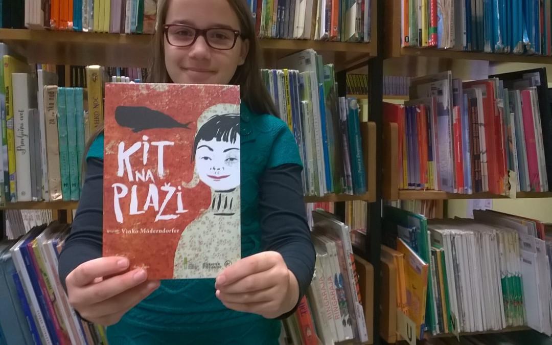 Sedmošolci rastejo s knjigo