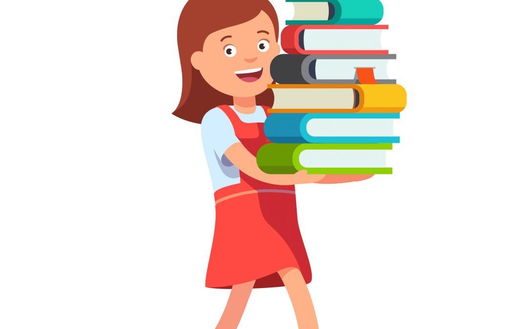 Izposoja učbenikov iz učbeniškega sklada