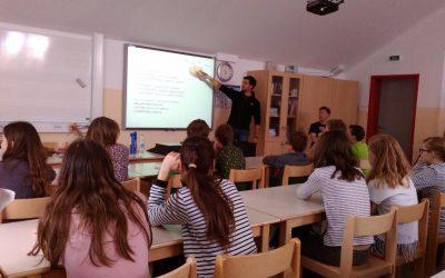 Predavanje o lubadarju